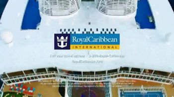 Royal Caribbean Cruise Lines Wow Sale TV Spot, '50 Percent Off and Kids Sail Free' Song by Boys Noize - Thumbnail 9