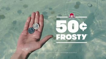 Wendy's Frosty TV Spot, 'Grab Some Change, 50¢ Small Frosty Is Back.' - Thumbnail 7