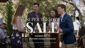 JoS. A. Bank Super Tuesday Sale TV Spot, 'May 2019: Suits and Dress Shirts' - Thumbnail 6