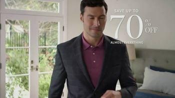 JoS. A. Bank Super Tuesday Sale TV Spot, 'May 2019: Suits and Dress Shirts' - Thumbnail 2