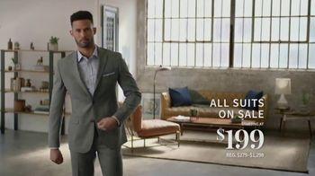 JoS. A. Bank Super Tuesday Sale TV Spot, 'May 2019: Suits and Dress Shirts' - Thumbnail 3
