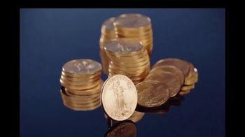 Monex Precious Metals TV Spot, 'Gold Bullion'