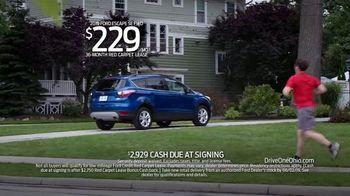 FordPass Maintenance Reminders TV Spot, 'Golf: 2019 Escape' [T2] - Thumbnail 10