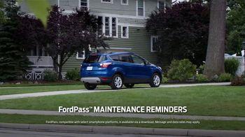 FordPass Maintenance Reminders TV Spot, 'Golf: 2019 Escape' [T2] - Thumbnail 8