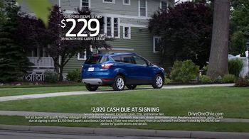 FordPass Maintenance Reminders TV Spot, 'Golf: 2019 Escape' [T2] - Thumbnail 9