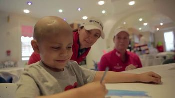 St. Jude Children's Research Hospital TV Spot, 'Golf Channel: CME Group Cares Challenge' Featuring Brittany Lincicome - Thumbnail 7