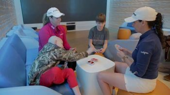 St. Jude Children's Research Hospital TV Spot, 'Golf Channel: CME Group Cares Challenge' Featuring Brittany Lincicome - Thumbnail 8