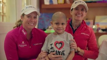 St. Jude Children's Research Hospital TV Spot, 'Golf Channel: CME Group Cares Challenge' Featuring Brittany Lincicome - Thumbnail 9