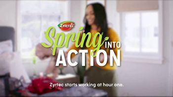 Zyrtec TV Spot, 'ABC: The Bachelorette: Spring Into Action' Featuring Rachel Lindsay - Thumbnail 10