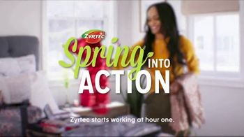 Zyrtec TV Spot, 'ABC: The Bachelorette: Spring Into Action' Featuring Rachel Lindsay - Thumbnail 9
