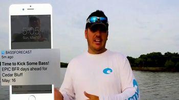 BassForecast App TV Spot, 'Catching a Huge Bass' - Thumbnail 5