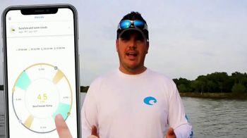 BassForecast App TV Spot, 'Catching a Huge Bass' - Thumbnail 6