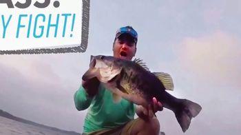 BassForecast App TV Spot, 'Catching a Huge Bass' - Thumbnail 7