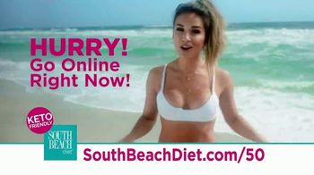South Beach Diet Special Overnight Deal TV Spot, 'Keto-Friendly Diet' Featuring Jessie James Decker - Thumbnail 9