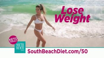 South Beach Diet Special Overnight Deal TV Spot, 'Keto-Friendly Diet' Featuring Jessie James Decker - Thumbnail 2