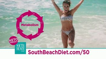 South Beach Diet Special Overnight Deal TV Spot, 'Keto-Friendly Diet' Featuring Jessie James Decker - Thumbnail 4