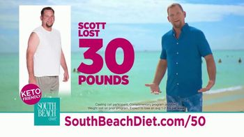 South Beach Diet Special Overnight Deal TV Spot, 'Keto-Friendly Diet' Featuring Jessie James Decker - Thumbnail 5