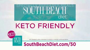 South Beach Diet Special Overnight Deal TV Spot, 'Keto-Friendly Diet' Featuring Jessie James Decker - Thumbnail 6