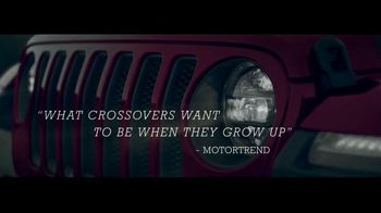 Jeep Celebration Event TV Spot, 'Actions Speak Louder Than Words' [T2] - Thumbnail 4