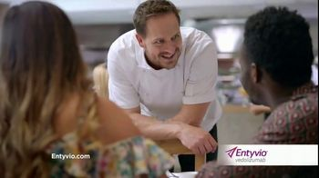 ENTYVIO TV Spot, 'Your Plan Can Change in Minutes: Chef' - Thumbnail 10