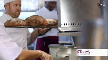 ENTYVIO TV Spot, 'Your Plan Can Change in Minutes: Chef' - Thumbnail 7