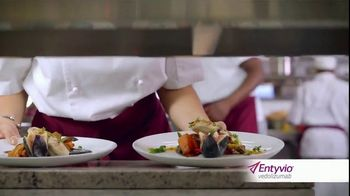 ENTYVIO TV Spot, 'Your Plan Can Change in Minutes: Chef' - Thumbnail 9