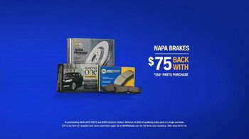NAPA Auto Parts TV Spot, 'Know How for All: Brakes' - Thumbnail 6