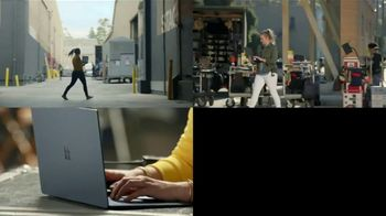 Microsoft Surface Laptop 2 TV Spot, 'Taylor Church: A TV Producer Capturing Great Stories' - Thumbnail 7