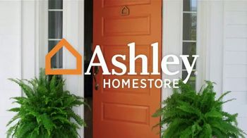 Ashley HomeStore Memorial Day Sale TV Spot, 'Dining Table and Queen Bed' Song by Midnight Riot - Thumbnail 1