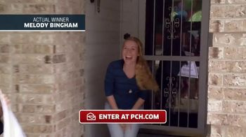 Publishers Clearing House TV Spot, 'Actual Winner: Melody Bingham' - Thumbnail 4