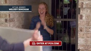 Publishers Clearing House TV Spot, 'Actual Winner: Melody Bingham' - Thumbnail 5
