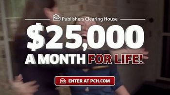 Publishers Clearing House TV Spot, 'Actual Winner: Melody Bingham' - Thumbnail 7