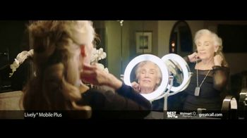 GreatCall Lively Mobile Plus TV Spot, 'Thursday Night Dancing' Featuring John Walsh