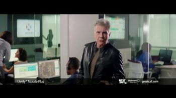 GreatCall Lively Mobile Plus TV Spot, 'Thursday Night Dancing' Featuring John Walsh - Thumbnail 9