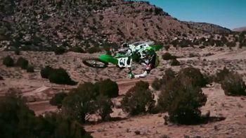 Kawasaki Good Times Sales Event TV Spot, 'Roll' Featuring Axell Hodges - Thumbnail 5