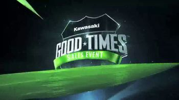 Kawasaki Good Times Sales Event TV Spot, 'Roll' Featuring Axell Hodges - Thumbnail 7