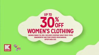 Kmart Mother's Day Event TV Spot, 'Sweet Savings on Women's Fashions' - Thumbnail 8