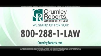 Crumley Roberts TV Spot, 'Reggie: Social Security Disability' - Thumbnail 8