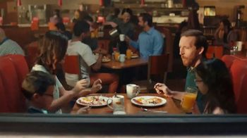 Denny's Crepes TV Spot, '$1 Crepe With Entree' - Thumbnail 2