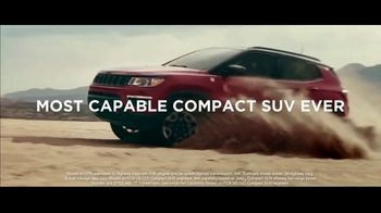 Jeep Celebration Event TV Spot, 'Legend of the Compass' Song by The Kills [T2] - Thumbnail 6