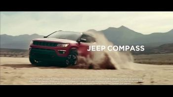 Jeep Celebration Event TV Spot, 'Legend of the Compass' Song by The Kills [T2] - Thumbnail 7