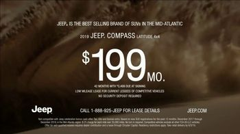 Jeep Celebration Event TV Spot, 'Legend of the Compass' Song by The Kills [T2] - Thumbnail 9