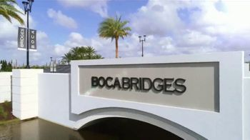 GL Homes Boca Bridges TV Spot, \'Experience More\'