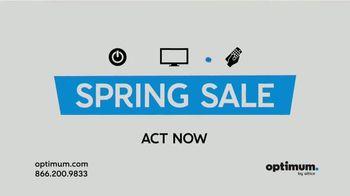 Optimum Spring Sale TV Spot, 'Distracting' - Thumbnail 2