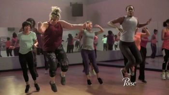 Poise Active Collection TV Spot, 'Stay You'