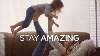 Poise Active Collection TV Spot, 'Stay You' - Thumbnail 8