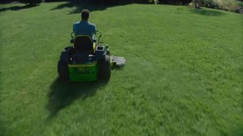 John Deere Take Your Turn Event TV Spot, 'Run With Us: Z500 Series' - Thumbnail 5