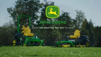 John Deere Take Your Turn Event TV Spot, 'Run With Us: Z500 Series' - Thumbnail 9