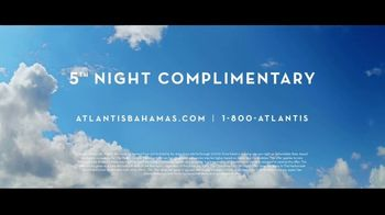 Atlantis TV Spot, 'Welcome to Atlantis: 5th Night Complimentary' - Thumbnail 9