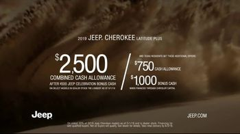Jeep Celebration Event TV Spot, 'Legend of the Cherokee' Song by The Kills [T2] - Thumbnail 9